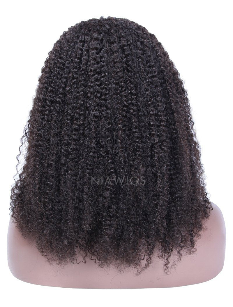 Load image into Gallery viewer, 2020 Hot Selling Afro Kinky Curly Human Hair Upart Wigs