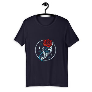 Holding Flowers T-Shirt