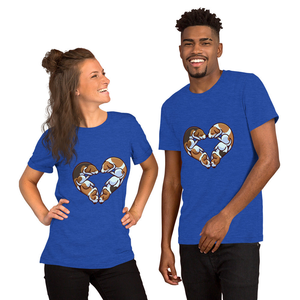 Love Puppies T-Shirt