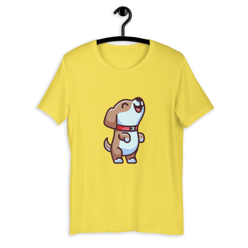 Dog Standing on Two Feet T-Shirt