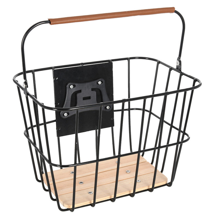 Oxford Templeton Alloy Front QR Basket