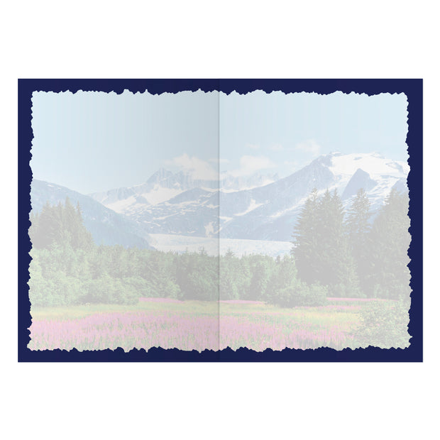 Classic Alaska Greeting Card