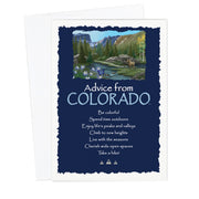 Classic Colorado Greeting Card