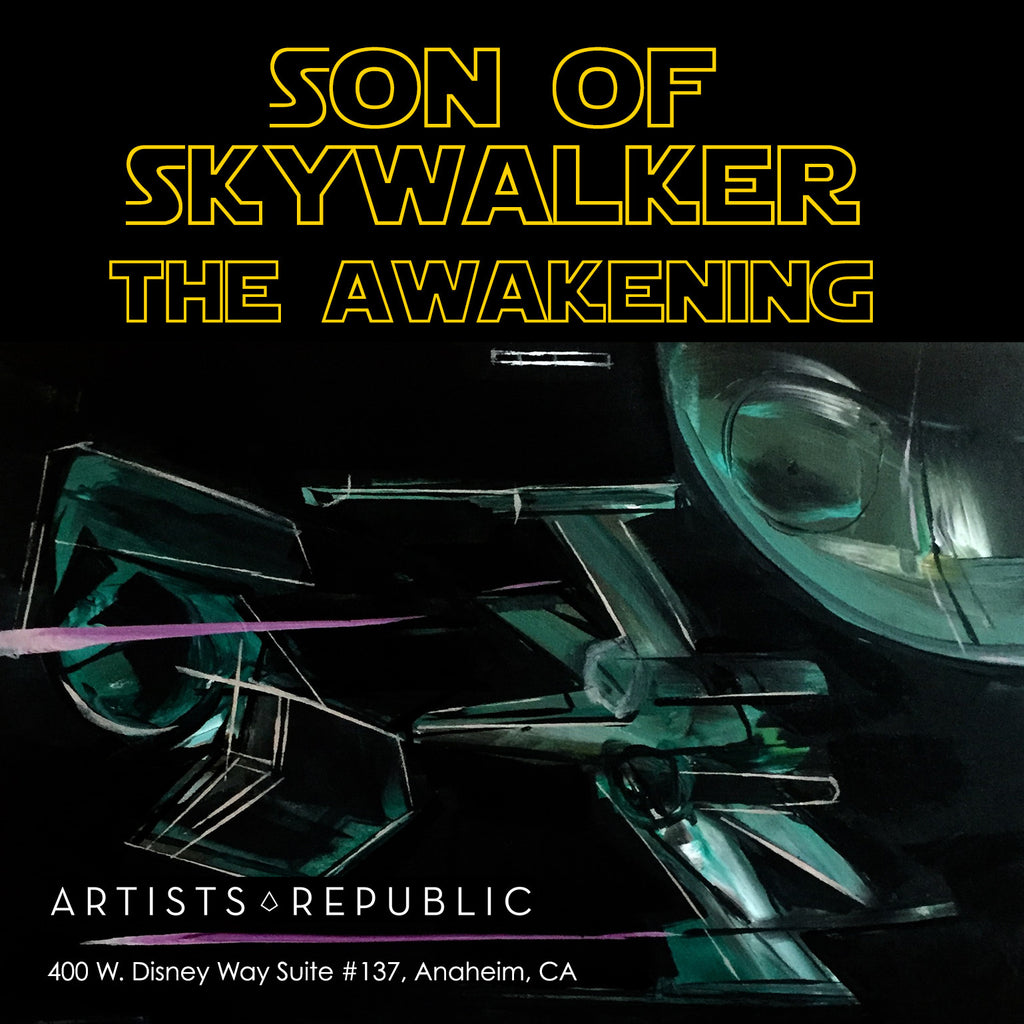 Upcoming Event - Son of Skywalker : The Awakening - Friday, March 31st