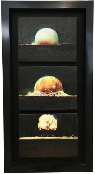 Averi Endow - Atomic Triptych