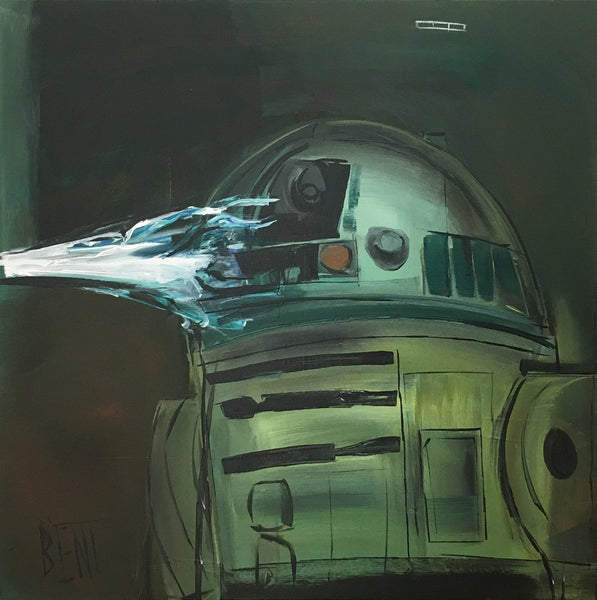 "Brian Bent - ""R2D2 and Jawa Blast"""