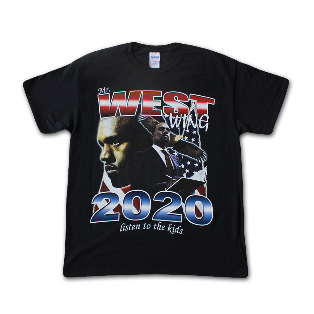 MR. WEST WING TEE