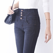 Skinny Jeans Stretch High Waist - NSQUARE