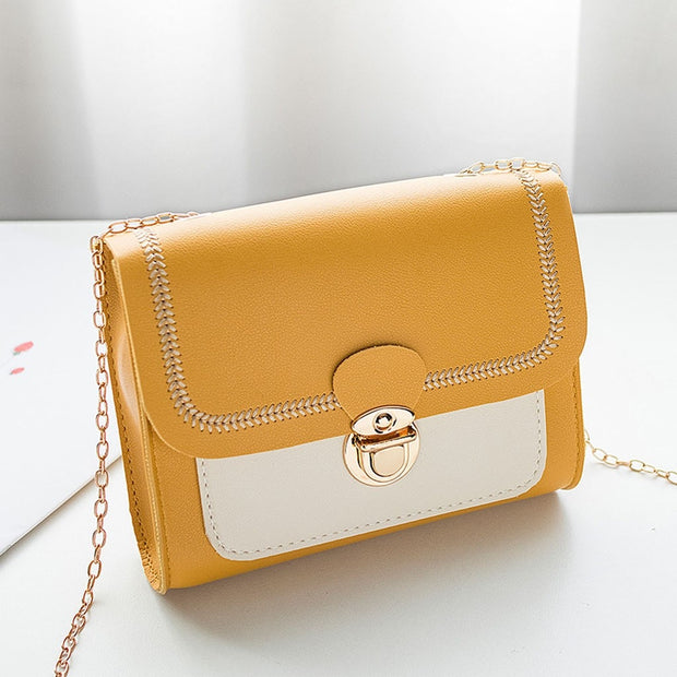 Mini Crossbody Chain Bag - NSQUARE