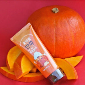 PUMPKIN JUICE HALF MASSAGE FOAM CLEANSER