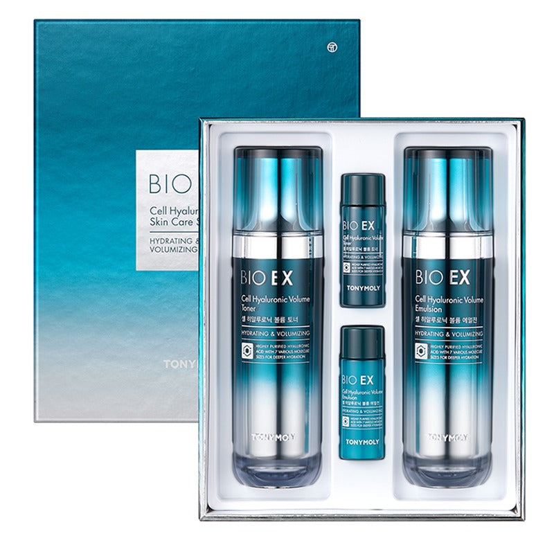 BIO EX CELL HYALURONIC SKIN CARE SET