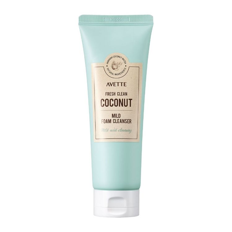 AVETTE FRESH CLEAN COCONUT MILD FOAM