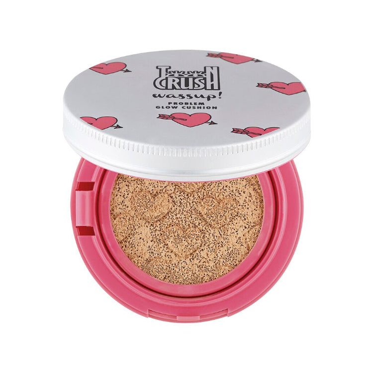 TEEN CRUSH PROBLEM GLOW CUSHION 02 NATURAL BEIGE