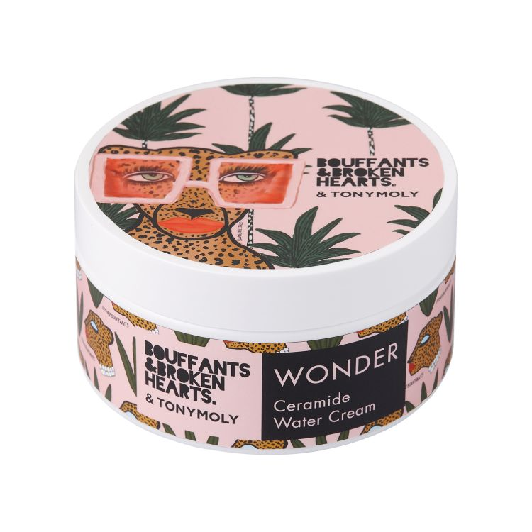 BOUFFANTS AND BROKEN HEARTS - WONDER CERAMIDE WATER CREAM