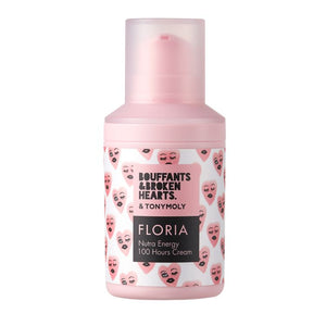 BOUFFANTS AND BROKEN HEARTS - FLORIA NUTRA ENERGY 100 HOURS CREAM