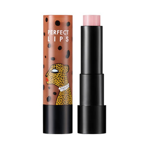 BOUFFANTS AND BROKEN HEARTS - PERFECT LIPS GLOW CARE STICK 02 FANTASTIC CHEETAH