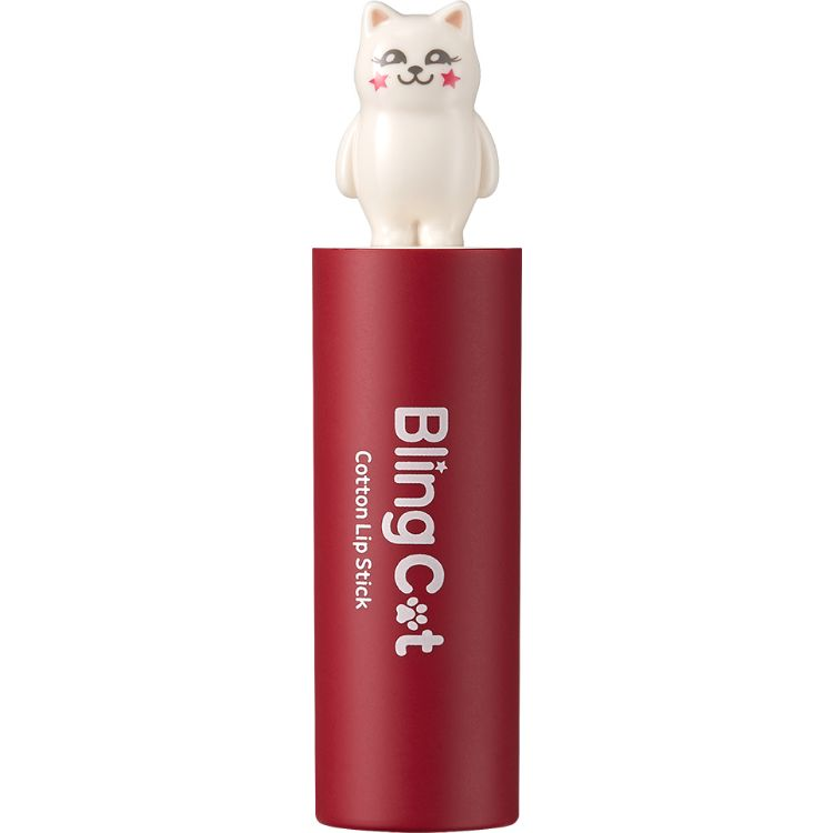 BLING CAT COTTON LIPSTICK 08 FEMME LOVE