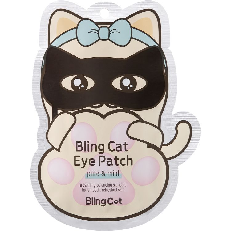 BLING CAT EYE PATCH