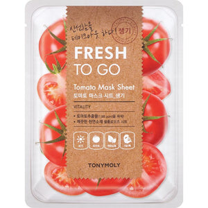 FRESH TO GO TOMATO MASK SHEET