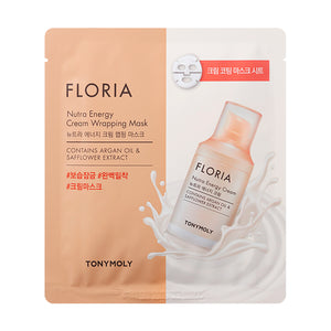 FLORIA NUTRA ENERGY CREAM WRAPPING MASK