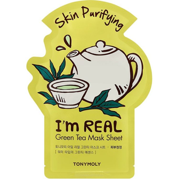 I AM GREEN TEA MASK SHEET