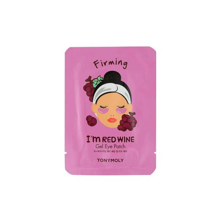 I'M RED WINE EYE PATCH 21G