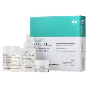 SET AMPOLLETA CICA DERMA MASTER LAB