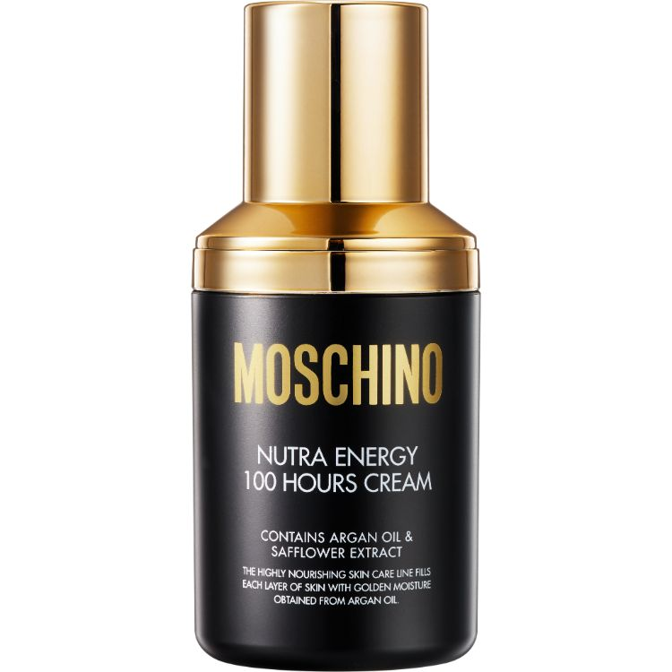 MOSCHINO FLORIA NUTRA ENERGY 100 HOURS CREAM