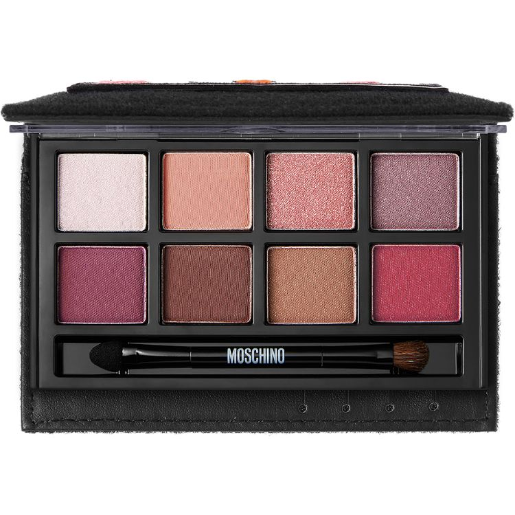 MOSCHINO SOFT GLAM EYE PALETTE 01 LOVE SCENARIO