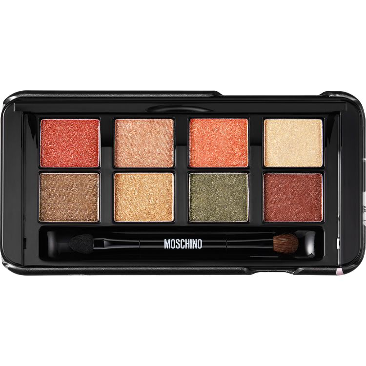 MOSCHINO SUPER BEAM EYE PALLETE 01 ALL OF GOLD