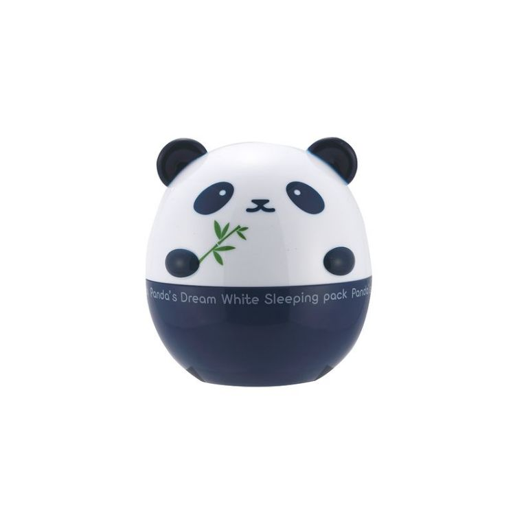 MASCARILLA NOCTURNA ANTIMANCHAS PANDAS DREAM