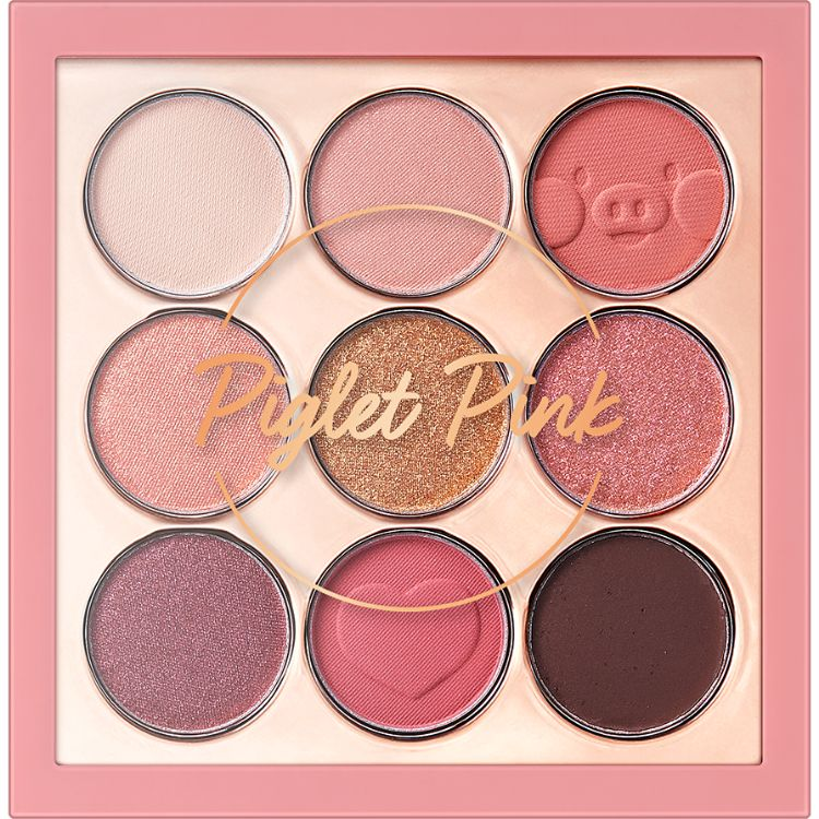 PERFECT EYES MOOD EYE PALETTE 04 PIGLET PINK