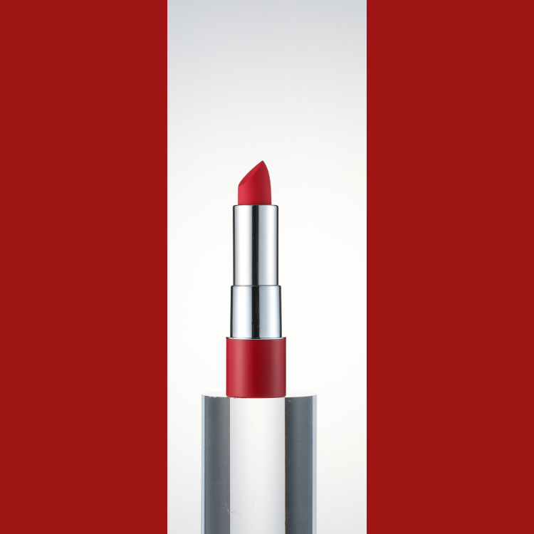 RED OF THE DAY - PERFECT LIPS MONO CHROME LIPSTICK 01 DROP DEAD RED