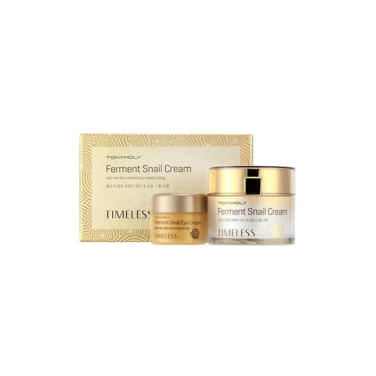 TIMELESS FERMENT SNAIL CREAM 50 ml/ 20 ml.