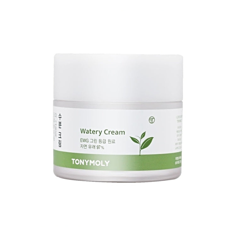 CREMA FACIAL DE TÉ VERDE TRUE BIOME