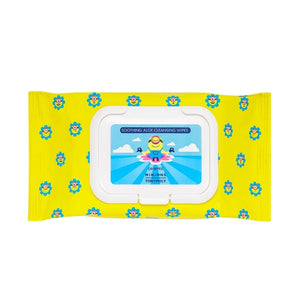 MINIONS SOOTHING ALOE CLEANSING WIPES