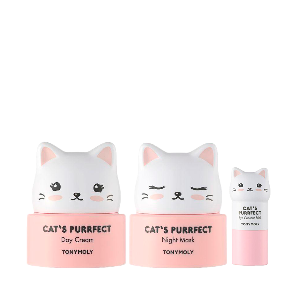 PACK DE CATS PURRFECT