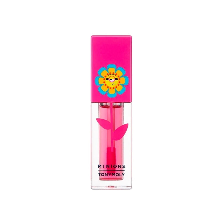 MINIONS LIP GLOSS 01 FLOWER POWER