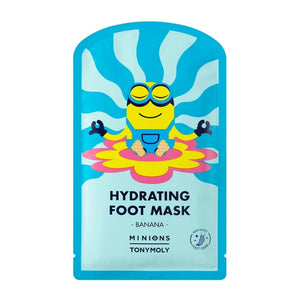 MINIONS HYDRATING FOOT MASK