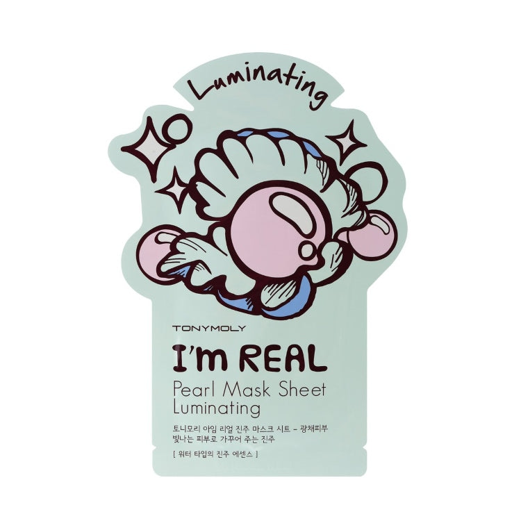 I'M PEARL MASK SHEET