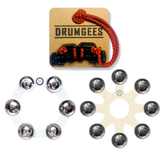 DRUMGEES - Rim + Bling Ring - Steel