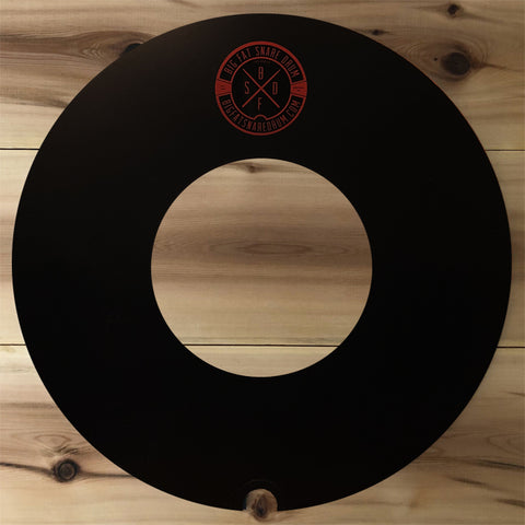 BFSD - Black Hole Sun Donut - 14""