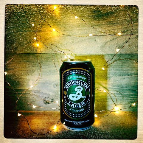 Big Fat Smith Shakers - Brooklyn Lager