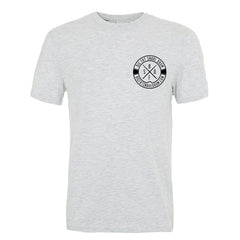BFSD Tee Shirt - Light-Grey