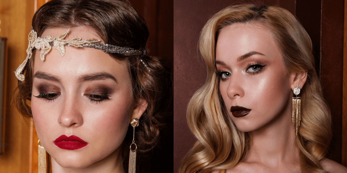 Maquillage Gatsby Années 20