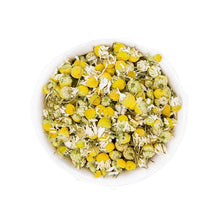 Load image into Gallery viewer, Sunrise Health Herbal Tea Natural Dried Flower Loose Chamomile - sunrise-tea