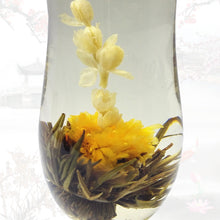 Load image into Gallery viewer, 1 BAG 20 kinds of 100% Top Quality Chinese Handmade Flavored Flower Blooming Tea - sunrise-tea
