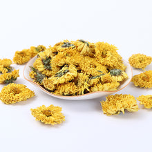 Load image into Gallery viewer, Organic Blooming Flower Dry Herbal Health Chrysanthemum Tea - sunrise-tea