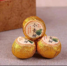 Load image into Gallery viewer, 2012 Year Small Authentic Ripened Puer Citrus