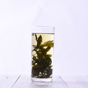Premium Organic Herbal Seven Leaf Jiao Gu Lan Jiaogulan Flower Gynostemma tea - sunrise-tea
